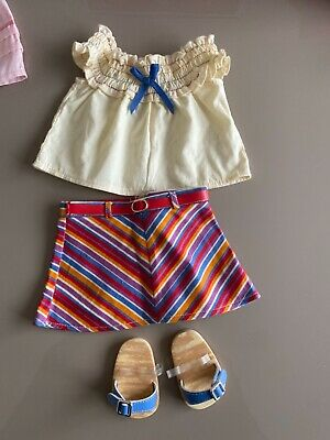 £25 • Buy American Girl Doll Julie's Summer Outfit