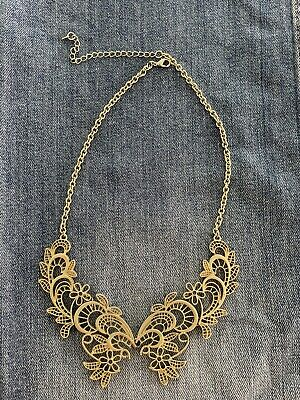 £0.99 • Buy Oasis Filigree Necklace