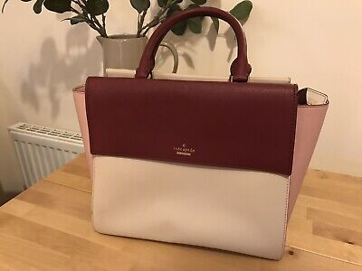 $ CDN86.98 • Buy Kate Spade Tote Handbag. Comes With Kate Spade Dustbag. Only Used A Few Times