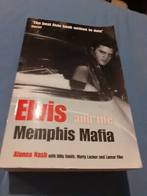 £4 • Buy Elvis And The Memphis Mafia By Nash, Alanna Paperback Book  USED