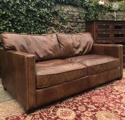 £172 • Buy Timothy Oulton Halo Viscount William Sofa RRP £4500