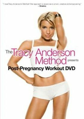 £9.99 • Buy Tracy Anderson Method - Post-Pregnancy Workout DVD - NEW PAL UK---LOWEST PRICE