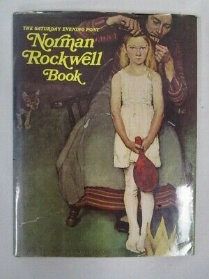 $ CDN6.28 • Buy NORMAN ROCKWELL   The Official Hard Cover  Limited Edition Book