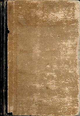 £2.87 • Buy THE MANUAL OF PHONOGRAPHY (Shorthand); 1891 Antique Book By Pitman & Howard