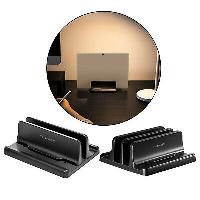£8.57 • Buy Laptop Stand Adjustable Vertical Space-Saving Storage For Notebook For Dell