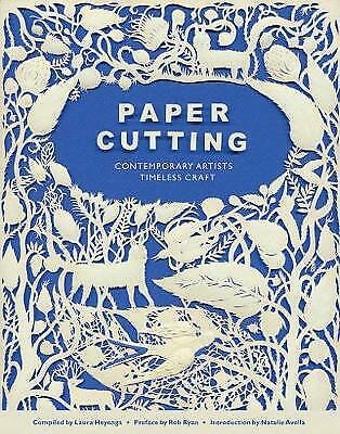 £4.35 • Buy Paper Cutting: Contemporary Artists, Timeless Craft  Very Good Book