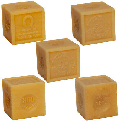 £22.95 • Buy Savon De Marseille 5 X 300g - French Soap Cubes Made With Organic Vegetable Oil