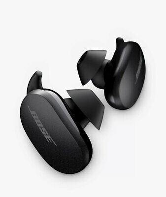 £139.99 • Buy Bose QuietComfort Noise Cancelling True Wireless Earbuds Bluetooth Black