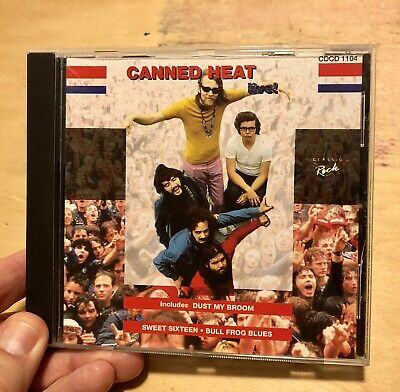 £7.30 • Buy Canned Heat - Canned Heat Live !, CD