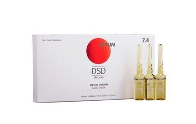 £55.50 • Buy Hair Opium Lotion DSD 7.4, With Placenta Extract, For Hair Loss 10x10ml