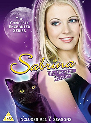 £39.69 • Buy Sabrina The Teenage Witch: The Complete Series [DVD]
