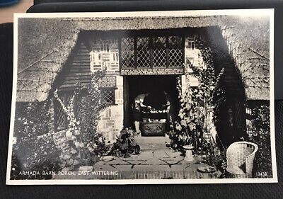 £4.38 • Buy Armada Barn Porch East Wittering Chichester West Sussex Post Card