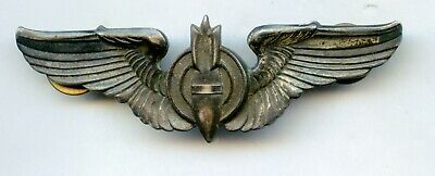 $64.99 • Buy Military 3  Pin Bomb With Wings Sterling