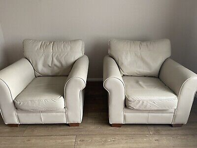 £30 • Buy Marks And Spencers Leather Chairs