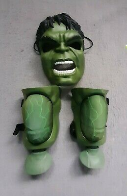 £4.25 • Buy Hulk Mask And Arm Muscles