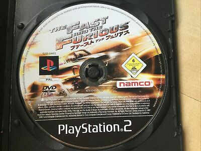 £3.99 • Buy The Fast And The Furious   PS2 Game *Disc Only*   Sony PlayStation 2 PAL
