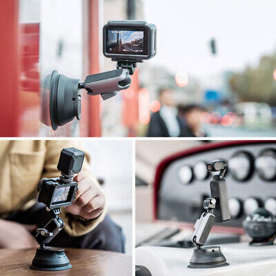 £33.13 • Buy Car Suction Cup Mount Bracket For DJI OSMO Action / Gopro Hero 8 Sports Camera