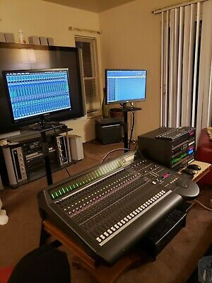 $1300 • Buy Mackie D8b 56 Input/72 Channel Digital Mixer + OS CPU&Power Supply + HDR+SDR