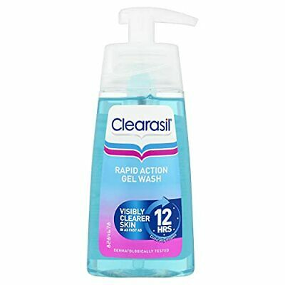 £5.89 • Buy Clearasil Ultra Rapid Action Gel Wash 12 Hours