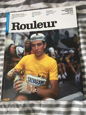 £5 • Buy Rouleur Cycling Magazine Issue 48