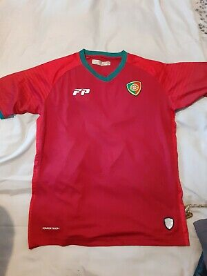 £1 • Buy Boys Portugal Football Top With Tate 10 On The Back