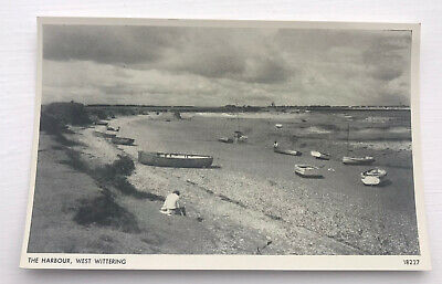 £4.96 • Buy The Harbour West Wittering Chichester East Sussex Post Card