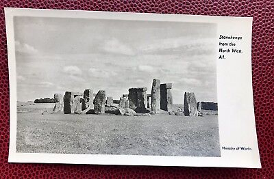 £3.80 • Buy Stonehenge From The Northwest A1 Wiltshire Post Card