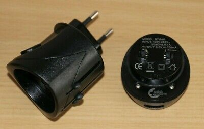 £1.75 • Buy Swiss Travel World Travel Adapter SWA1.1 With USB Charger