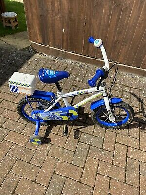 £21 • Buy Boys First Police Bike With Removable Stabilisers