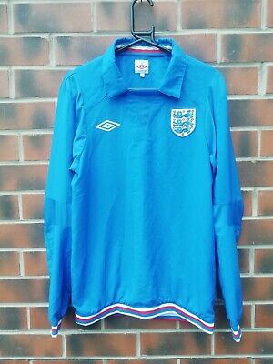 £9.99 • Buy England Training Top Pullover Umbro Men's Size Small