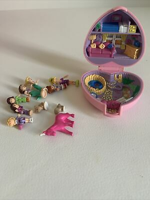 £10.50 • Buy Vintage Polly Pocket Figures And Home