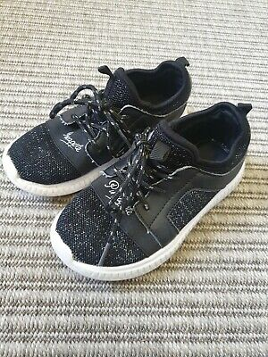 £0.99 • Buy Girls Pineapple Black Trainers Size 11