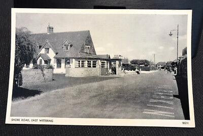 £4.43 • Buy Shore Road East Wittering Chichester West Sussex Post Card