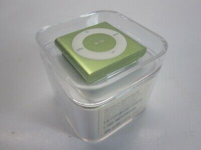 £79.08 • Buy Apple IPod Shuffle 4th Generation (2GB) - Green (Mint)(New Battery Installed)