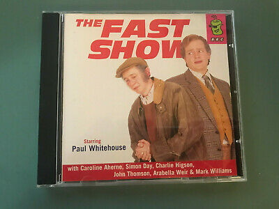 £3.49 • Buy The Fast Show - Paul Whitehouse - BBC Audio CD