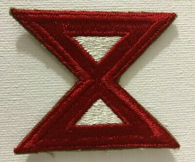 £8 • Buy US Army Tenth United States Army Patch Shoulder Sleeve Insignia