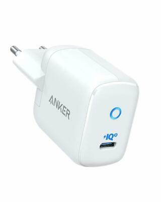 AU53.98 • Buy Anker PowerPort III Mini 30W Power IQ 3.0 USB-C Charger Compact Power Delivery