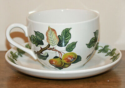 £10 • Buy Portmeirion Pomona Apple Large Cup And Saucer