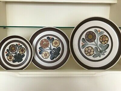 £100 • Buy Vintage Denby Langley Mayflower Dinner Service, Excellent Condition