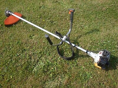 £70 • Buy Stihl FS86 Professional Petrol Strimmer In Good Working Order With Harness.