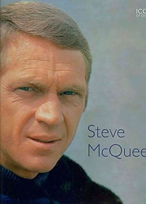 £11.91 • Buy STEVE MCQUEEN : ICONS OF OUR TIME TIM HILL Very Good Book