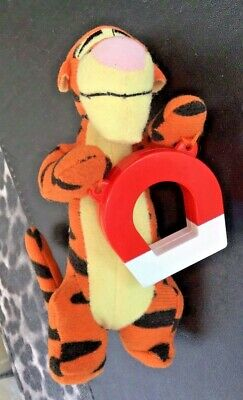 £1.99 • Buy Vintage McDonalds Disney's Winnie The Pooh Toy - Tigger With Magnet - 2002