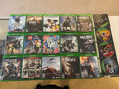 AU50 • Buy Xbox One Lot Of 19 Games