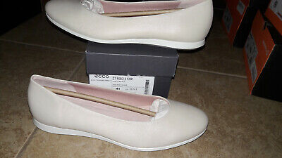 $ CDN62.22 • Buy NEW $100 Womens Ecco Touch Ballerina 2.0 Shoes, Size 41, US 10 - 10.5