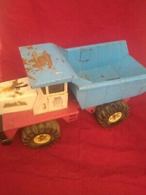 $200 • Buy Rare Vintage BUDDY L Mack Dump Truck With Seat And Wheel