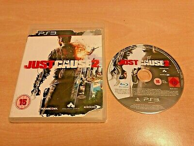 £2.95 • Buy JUST CAUSE 2 (PlayStation 3 / PS3) ~ FREE UK POSTAGE ~
