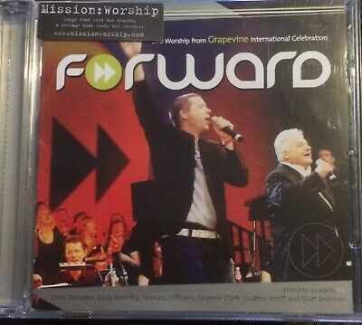 £1.99 • Buy Forward, Audio CD Chris Bowater  Live Worship From Grapevine International