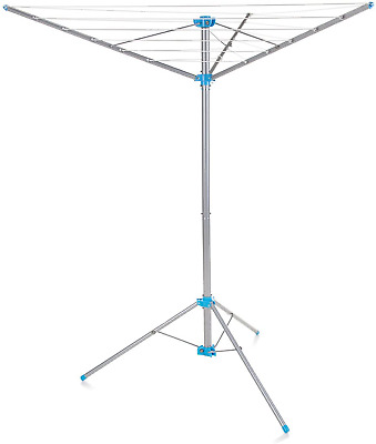 £31.98 • Buy Minky IH87701102 Freestanding Indoor/Outdoor Airer With 15 M Drying Space,