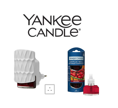 £9.99 • Buy Yankee Candle Scent Plug, Starter Kit And Refills