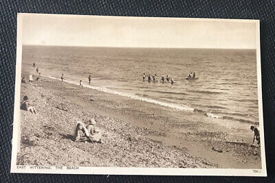 £5.25 • Buy East Wittering Beach Chichester West Sussex Post Card
